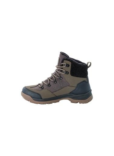 Jack Wolfskin Jack Wolfskın Force Strıker Texapore Mıd Çocuk Outdoor Ayakkabı Mavi